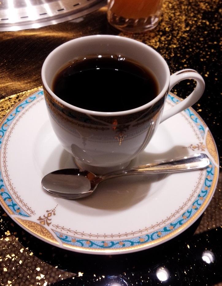 叙々苑 游玄亭 コーヒー